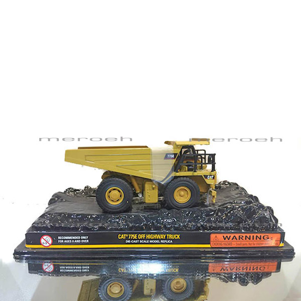 ماکت کامیون معدن کاترپیلار مدل High Way Truck