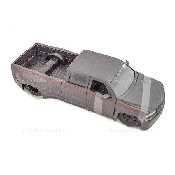 ماکت وانت اسپرت Jada مدل CHEVY SILVERADO DOOLEY 1999