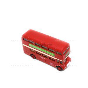 ماکت اتوبوس دو طبقه انگلیس Welly مدل London Bus