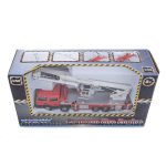 ماکت ماشین آتش نشانی KDW مدل Platform Fire Engine