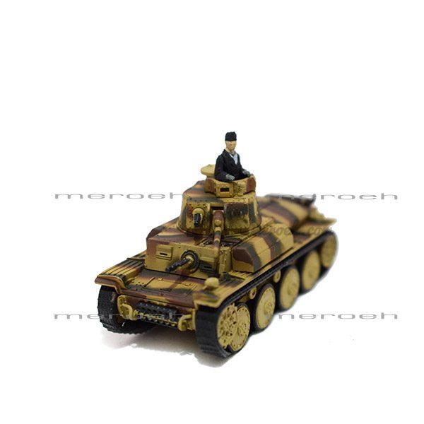 ماکت تانک Forces of Valor مدل ۱۹۴۴ Ukrine German Panzer 38(T)