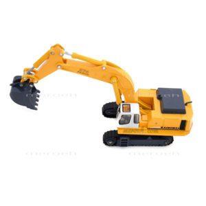 ماکت بیل مکانیکی KDW مدل Hydralic Excavator