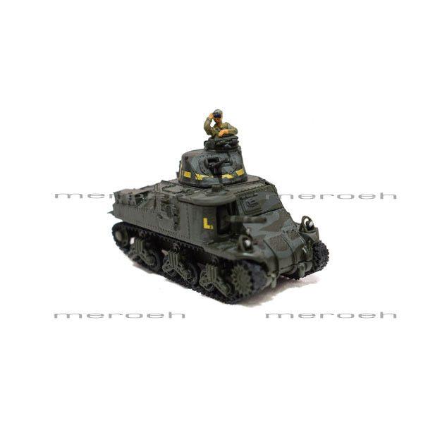 ماکت تانک Forces of Valor مدل U.S. M3 Lee Tunisia 1942