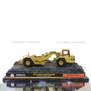 ماکت تراکتور اسکرپر کاترپیلار مدل Tractor Scraper