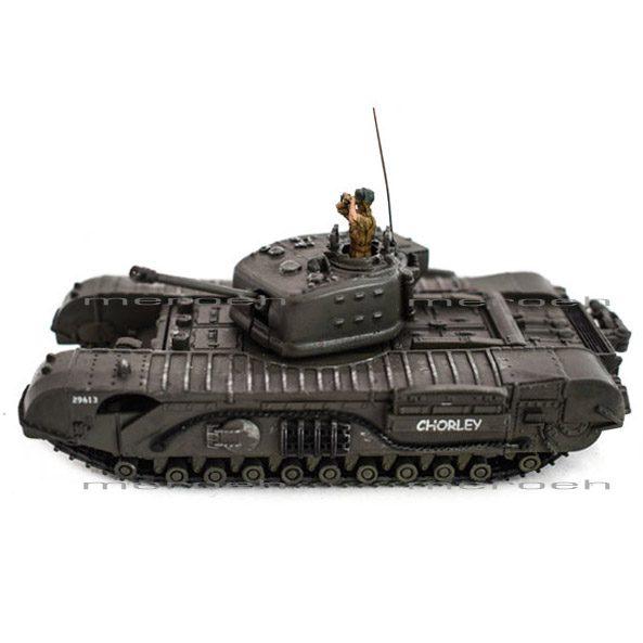 ماکت تانک Forces of Valor مدل UK.Infantry MK.IV