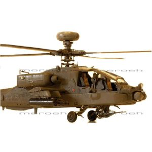 ماکت هلیکوپتر Italeri مدل AH-64 Apache Long BOW