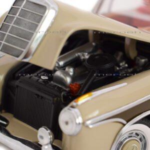 ماکت ماشین Sun Star مدل Mercedes Benz 220SE Cabriolet