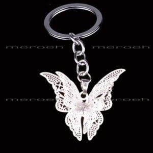 جاکلیدی Butterfly طرح پروانه
