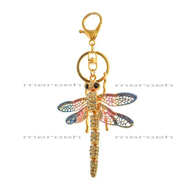 جاکلیدی Dragonfly طرح سنجاقک