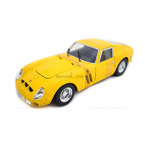 ماکت ماشین Hotwheels مدل Ferrari 250GT0