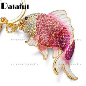 جاکلیدی Dalaful طرح ماهی رقصان