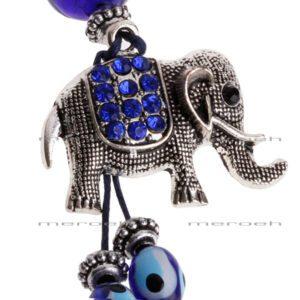 جاکلیدی Angelady طرح فیل و چشم زهر