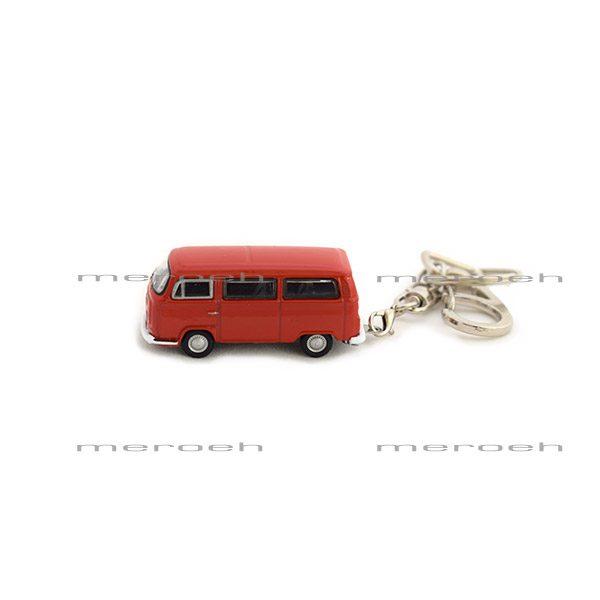 جاکلیدی Welly مدل Volkswagen Bus T2