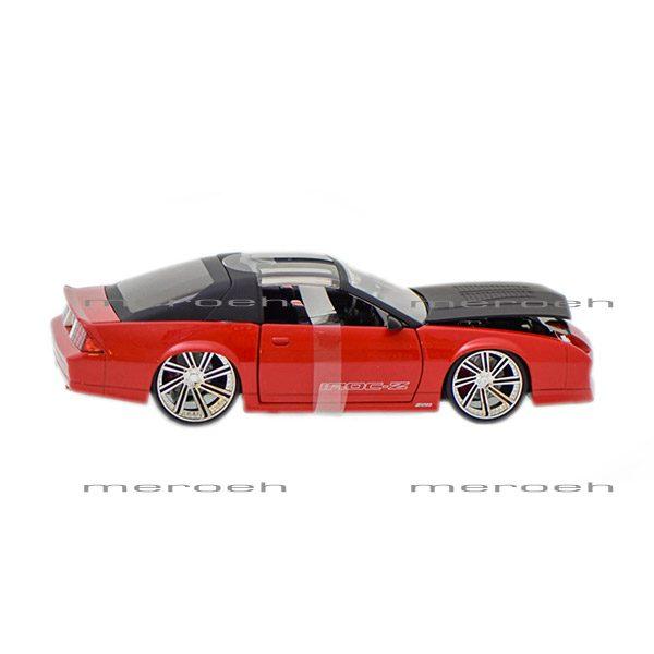 ماکت ماشین اسپرت Jada مدل Chevy Camaro 1985