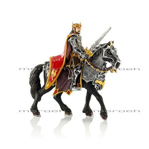 فیگور Schleich مدل Dragon Knight King On Horse Toy Figure