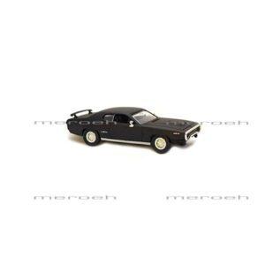 ماکت ماشین Yatming مدل Plymouth GTX