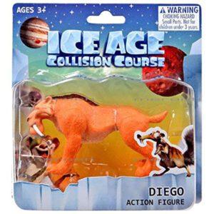 فیگور ببر کارتون Ice Age مدل Diego
