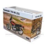ماکت موتورسیکلت Automaxx مدل Kawasaki 750 RS Z2