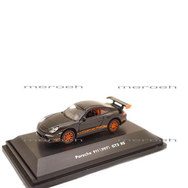ماکت ماشین Welly مدل Porsche 911(997) GT3 RS