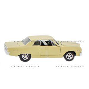 ماکت ماشین Maisto مدل Chevrolet Malibu SS