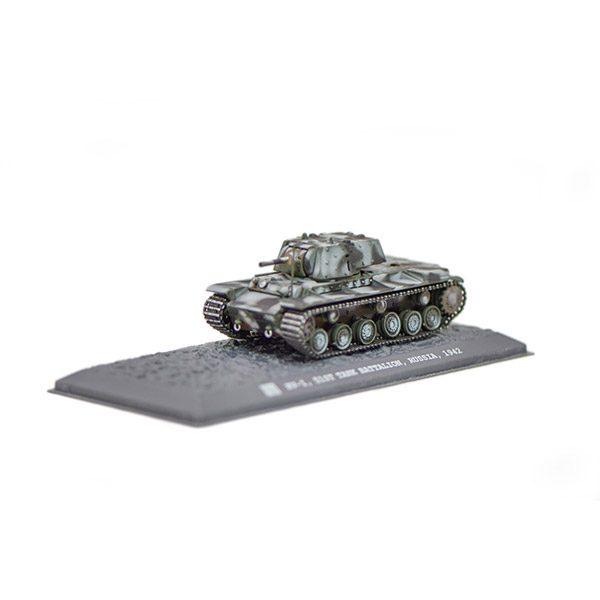 ماکت تانک Warmaster مدل KV 1 51ST Tank Battalion Russia 1942