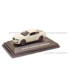 ماکت ماشین Welly مدل Bentley Continental Supersports