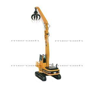 ماکت بیل مکانیکی CAT مدل 345B Series ll Material Handler