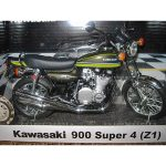 ماکت موتورسیکلت Automaxx مدل Kawasaki 900 Super 4 Z1