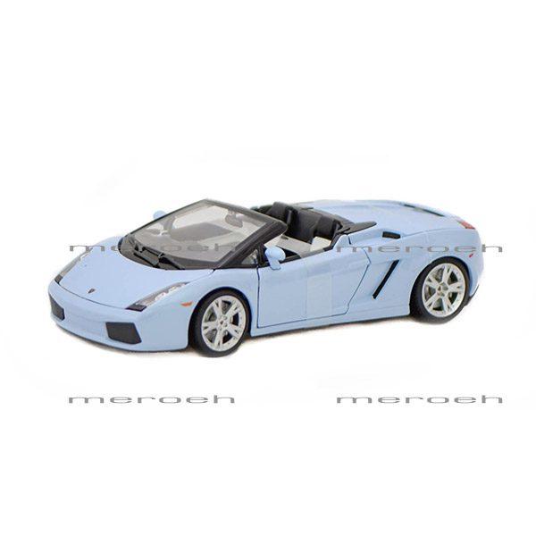 ماکت ماشین Maisto مدل Lamborghini Gallardo Spyder
