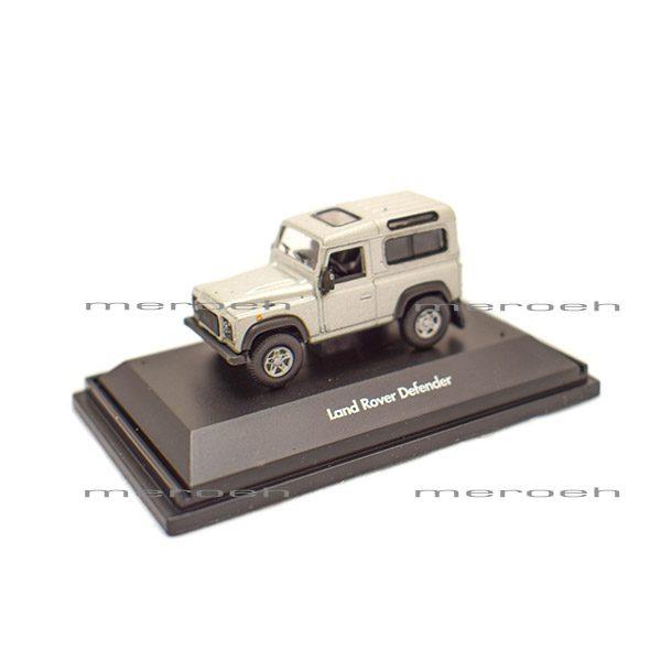 ماکت ماشین Welly مدل Land Rover Defender