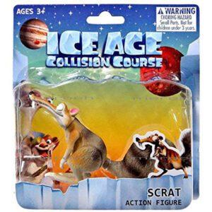 فیگور سنجاب کارتون Ice Age مدل Scrat