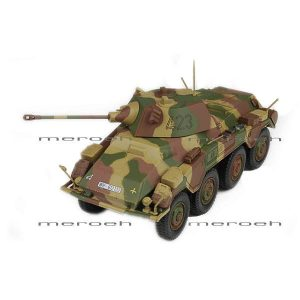 ماکت تانک Eaglemoss مدل Sd Kfz 234/2 Puma Sudetenland