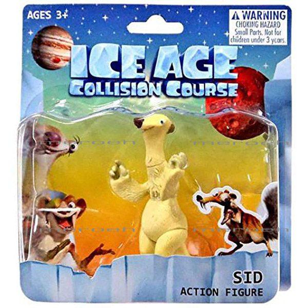 فیگور خرس کارتون Ice Age مدل Sid