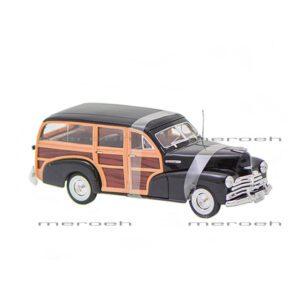 ماکت ماشین Welly مدل Chevrolet Fleermaster