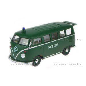 ماکت ماشین Welly مدل ۱۹۶۳ Volkswagen T1 Bus