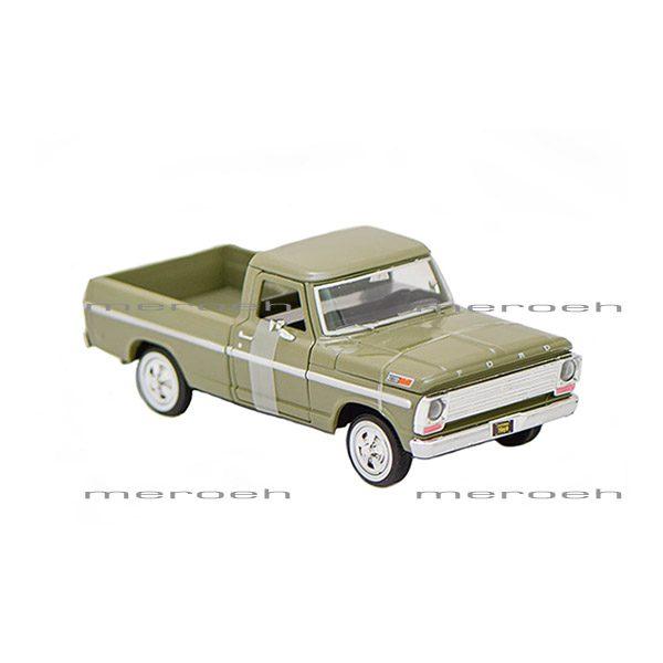 ماکت وانت Motor Max مدل Ford F-100 Pickup