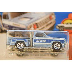 ماکت وانت HotWheels مدل ۱۹۷۸ Dodge Li'L Red Express Truck