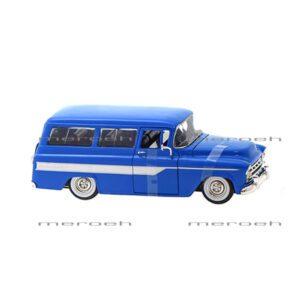ماکت ماشین Jada مدل Chevy Suburban