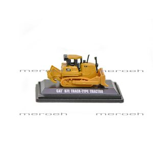 ماکت بلدوزر CAT مدل D7E Track Type Tractor