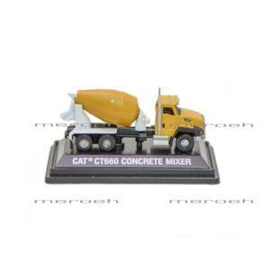 ماکت میکسر بتن CAT مدل CT660 Concrete Mixer