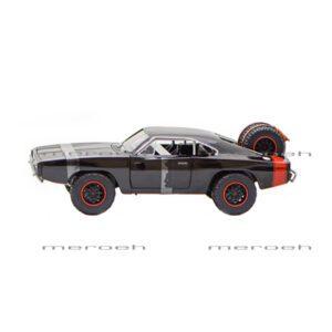 ماکت ماشین فیلم Fast and Furious برند Jada مدل Dom's Dodge Charger R/T