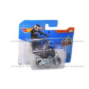 ماکت موتورسیکلت HotWheels مدل Honda Monkey Z50