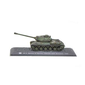 ماکت تانک Warmaster مدل JS 2 Battle of Berlin unknown tank division 1945