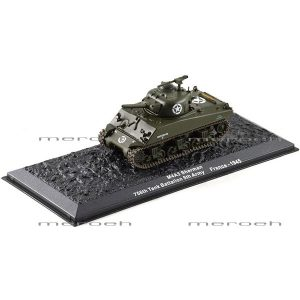 ماکت تانک Altaya مدل M4A3 Sherman