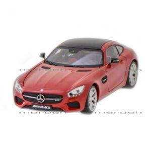 ماکت ماشین Maisto مدل Mercedes AMG GT سری Exclusive
