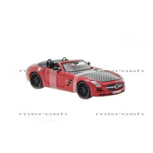 ماکت ماشین Maisto مدل Mercedes Benz SLS AMG Roadster