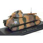 ماکت تانک Eaglemoss مدل Somua S-35 Quesnoy (France) ۱۹۴۰