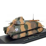 ماکت تانک Eaglemoss مدل Somua S-35 Quesnoy (France) ۱۹۴۰