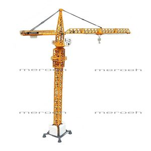 ماکت تاور کرین KDW مدل Tower Slewing Crane