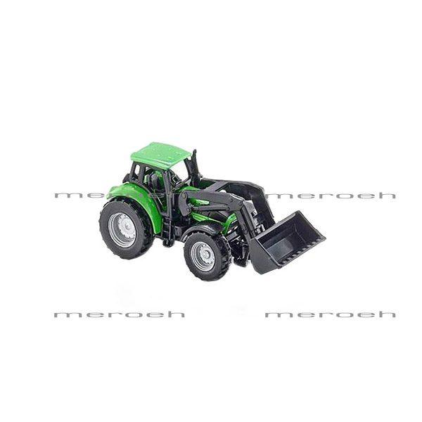 ماکت تراکتور با لدر Siku مدل Tractor With Front Loader